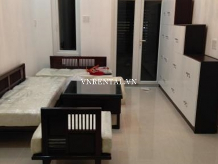 Luxury serviced apartment for rent near Ben Van Don street, District 4