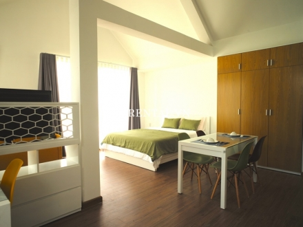 Nice and modern serviced apartment for rent in District 4, Ho Chi Minh City