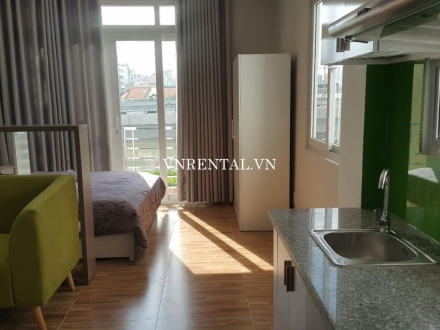 Brand new and nice serviced apartment for rent in District 4, Ho Chi Minh City