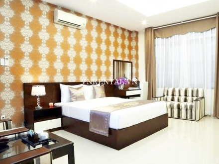 Fully furnished studio for rent in Phu My Hung area, District 7, Ho Chi Minh city