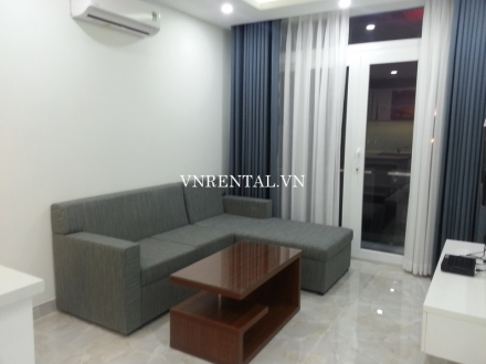 Cosy serviced apartment for rent in Hung Phuoc 2, District 7, Ho Chi Minh City