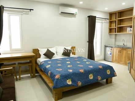 Nice cheap serviced apartment for rent in Phu My, District 7, Ho Chi Minh City