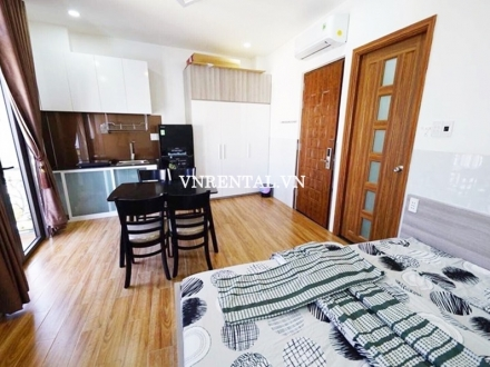 Nice service apartment for rent in district 4, HCMC