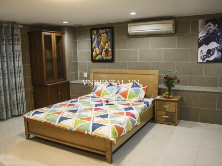Brand new beautfiful serviced apartment for rent in District 7, Ho Chi Minh City