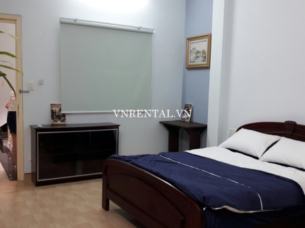 Cosy and classic serviced apartment for rent in Nguyen Dinh Chieu, Dist 1, HCMC
