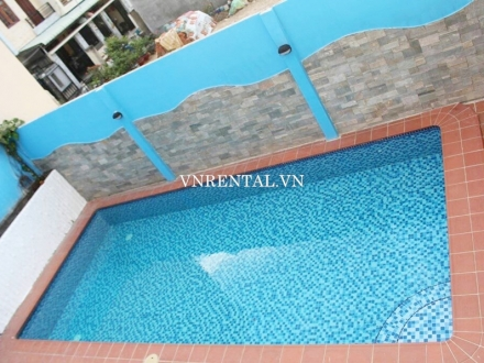 Affordable villa for rent in Thao Dien, district 2, Ho Chi Minh city