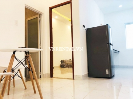 Serviced apartment for rent on Huynh Van Banh street, Phu Nhuan district, HCMC