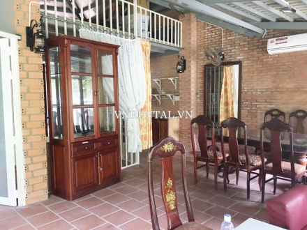 House for rent in Thao Dien, district 2, Ho Chi Minh city, Vietnam