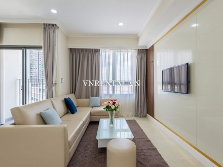 Luxury apartment for rent in District 2, HCMC, Vietnam