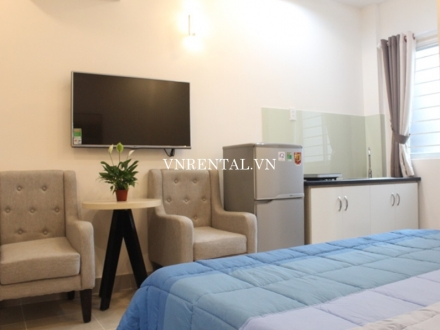 New serviced apartment for rent in District 3, HCMC, Vietnam