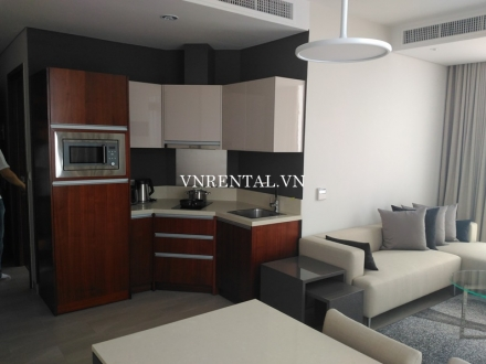 Luxury high class serviced apartment for rent in District 3, Ho Chi Minh City-Saigon