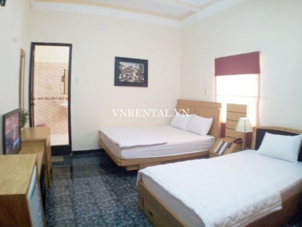 Serviced apartment for rent on Dien Bien Phu street, district 3, HCMC