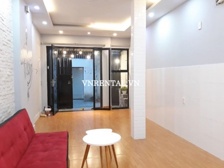 Tan Binh district modern house for rent, HCMC