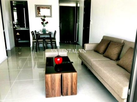 High floor apartment for rent in Da nang city, Son Tra district