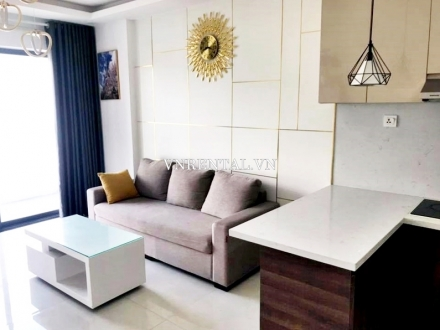 Brightly apartment for rent in Da Nang, Son Tra Ocean View building