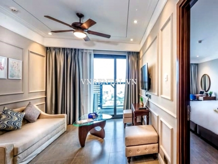 Luxury apartment for rent in Da Nang, Vo Nguyen Giap street, Son Tra district