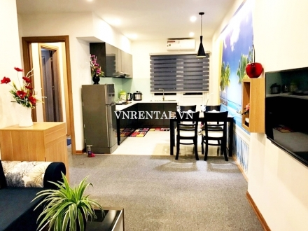 Cozy apartment for rent in Muong Thanh building, Da Nang, Vietnam