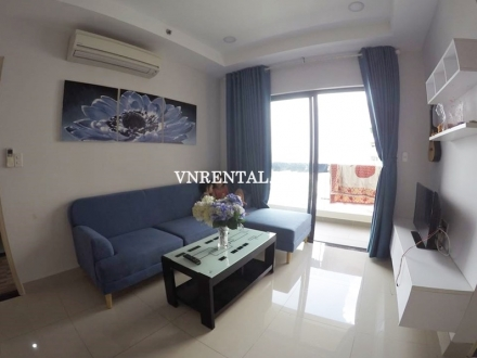 2 bedroom apartment for rent in The EverRich district 5, HCMC