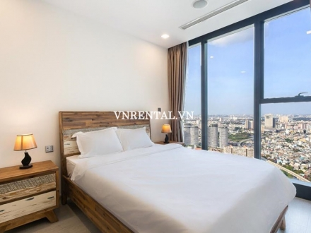 Apartment for rent in Vinhome Golden River Bason, district 1, HCMC