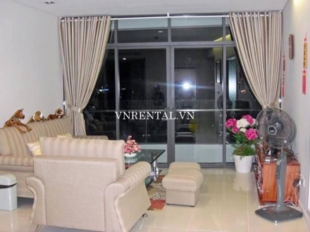 City Garden 1 bedroom apartment for rent in Binh Thanh District, Ho Chi Minh City