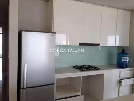 City Garden unfurnished 3 bedroom apartment for rent in Binh Thanh District, Ho Chi Minh City
