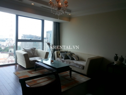 Beautiful luxury apartment for rent in Vincom Tower, District 1, Ho Chi Minh City