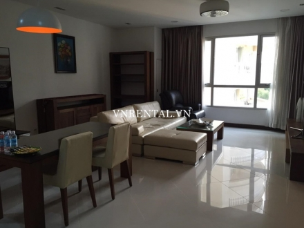 The Lancaster nice view 2 bedroom apartment for rent in District 1, Ho Chi Minh CIty, Viet Nam