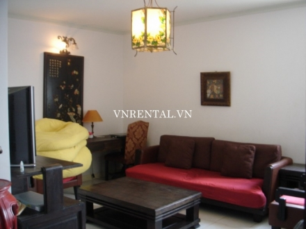 3 bedroom apartment for rent in Central Garden building, district 1, Ho Chi Minh
