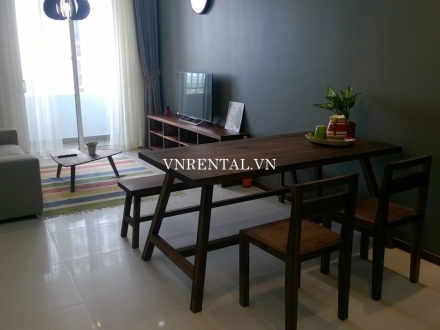 New modern and cosy apartment for rent in Lexington, Dist 2, HCMC