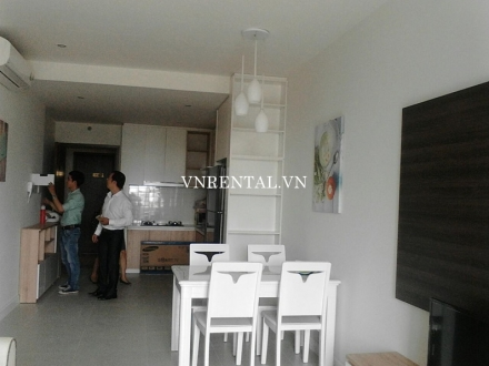 Lexington new 2 bedroom apartment for rent on Mai Chi Tho St, Dist 2,HCMC