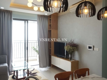 New fully furnished apartment for rent in The Tresor, District 4, Ho Chi Minh City