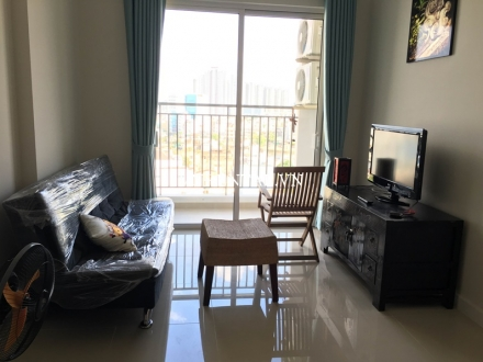 Galaxy 9 new apartment for rent on Nguyen Khoai St, Dist 4, HCMC