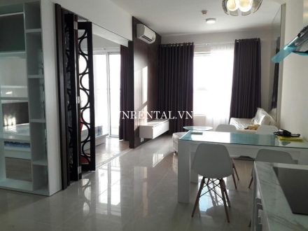 Lovely 1 bedroom apartment for rent in Galaxy 9 building, District 4, Ho Chi Minh City