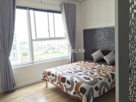 Modern studio for rent in Galaxy 9 building, District 4, Ho Chi Minh City
