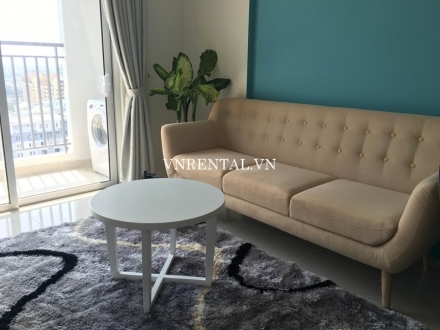Galaxy 9 brandnew 2 bedroom apartment for rent in District 4, Ho Chi Minh City