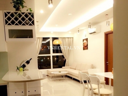Very beautiful apartment for rent in Thao Dien Pearl Building, District 2, Ho Chi Minh city