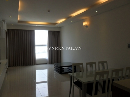 Brandnew apartment for rent on the high floor in Thao Dien Pearl Building, District 2, Ho Chi Minh city