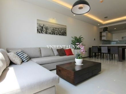 Beautiful apartment for rent in Thao Dien Pearl Building, District 2, Ho Chi Minh city
