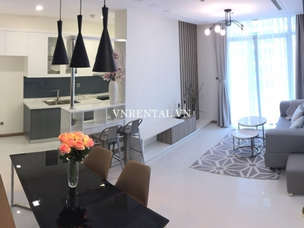 Nice and unique style house for rent in Binh Thanh District, HCMC