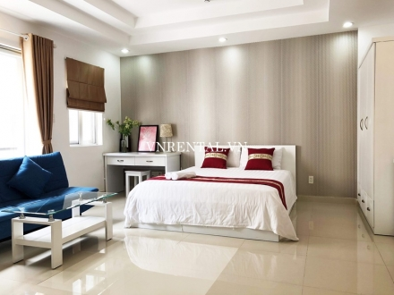 Nice serviced apartment for rent in District 7, Ho Chi Minh City