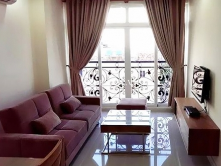 Lovely apartment for rent in Cong Hoa Plaza, Tan Binh District, Ho Chi Minh city