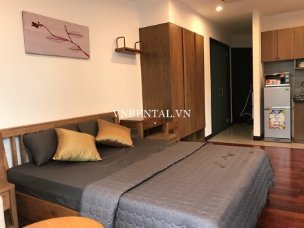 Cosy serviced apartment for rent in District 1, HCMC