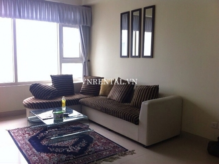2-bedroom apartment for rent in Ruby 1 Building, Binh Thanh District, Ho Chi Minh city