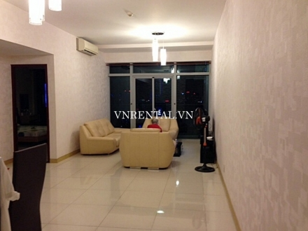 Large and nice apartment for rent in Sailing Tower, District 1, Ho Chi Minh city