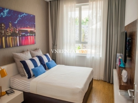 Beautiful new apartment for rent in Masteri Thao Dien, District 2, Ho Chi Minh City