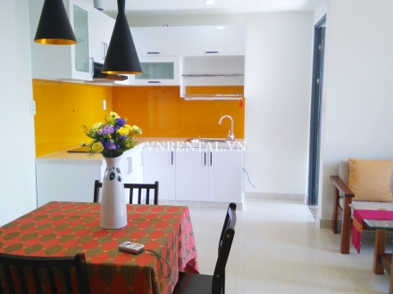 Nice city view apartment for rent in Masteri, District 2, Ho Chi Minh City