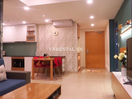 Masteri new and beautiful apartment for rent in Thao Dien, District 2, Sai Gon